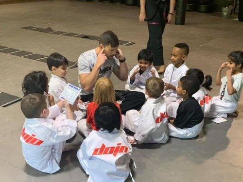 Dojo Karate Classes